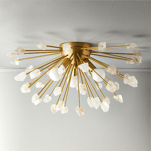Modern Flush Mount Lighting Cb2