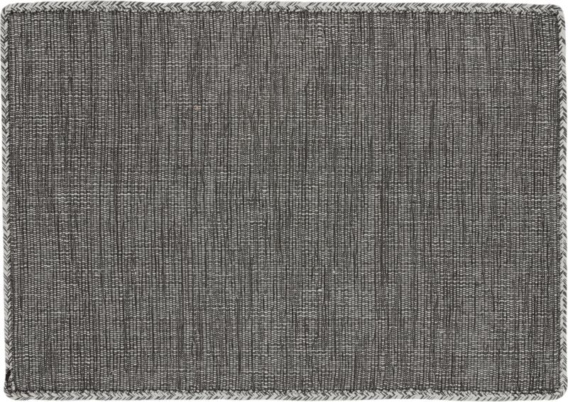 Quitting Time Graphite Grey Rug ...