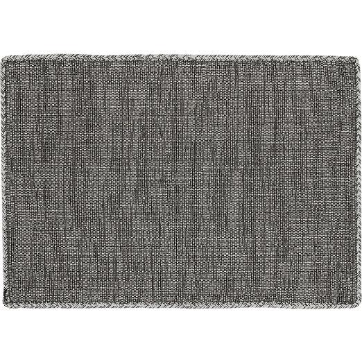 Graphite Bath Rug