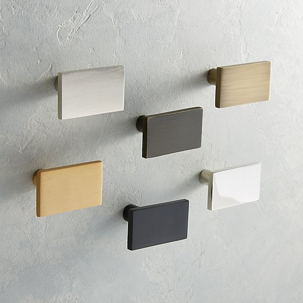 Rectangle Knobs - Image 1 of 10