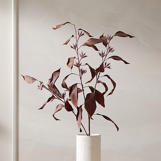 """Red Eucalyptus Stem 39"""" - Image 1 of 4"""