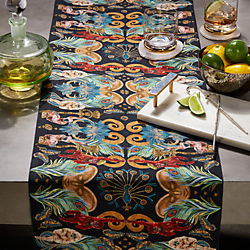 Regal Monkeys Table Runner