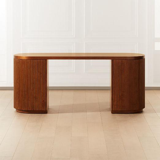 Reid Oval Desk