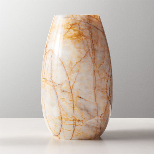 Reign Marble Vase