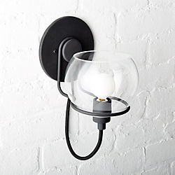 Modern Wall Sconces Cb2