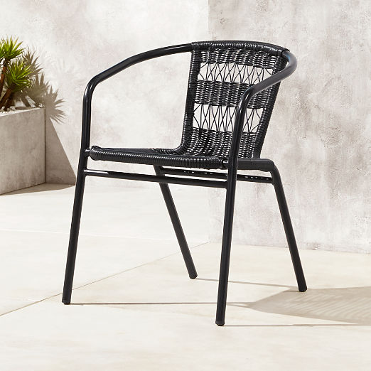 Super Modern Outdoor Chairs For The Patio Or Balcony Cb2 Alphanode Cool Chair Designs And Ideas Alphanodeonline