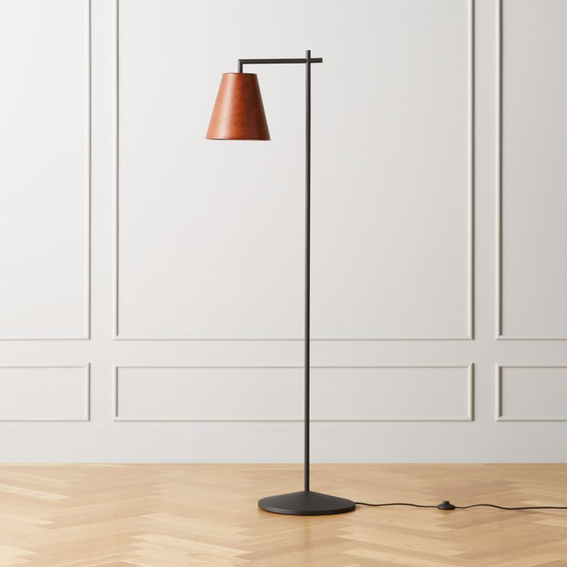 Reynold Floor Lamp by Crate&Barrel