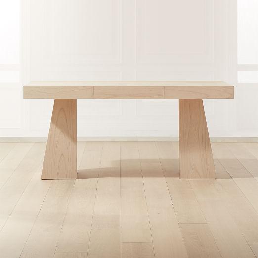 Ridge Bleached Oak Desk