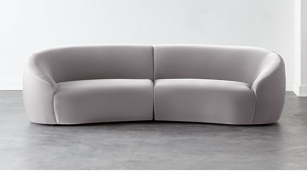 Roma 2-Piece Sectional Sofa - Image 1 of 5