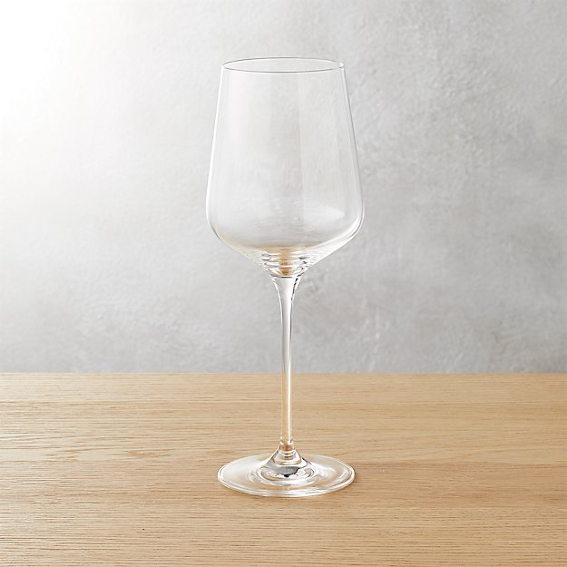 e04f8149132 Rona Long Stem Wine Glass + Reviews | CB2