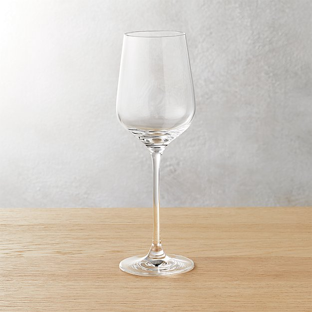 7aa89d2123f Rona 12 Oz. Wine Glass + Reviews | CB2