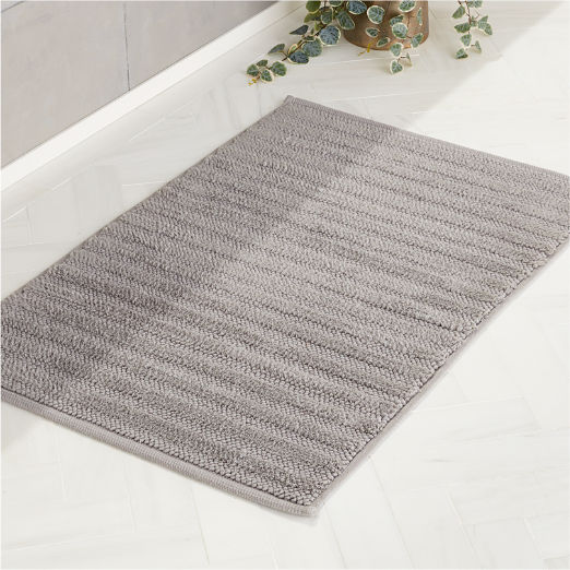 Modern Bath Mats And Rugs Cb2