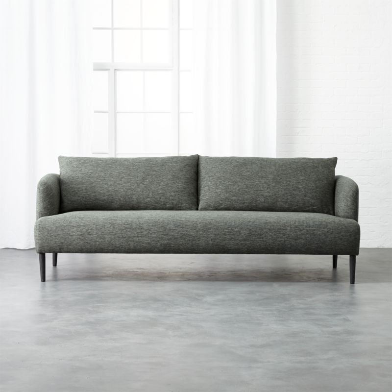 Beau Ronan Grey Sofa