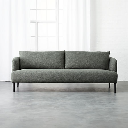 Awesome Ronan Grey Sofa Pabps2019 Chair Design Images Pabps2019Com
