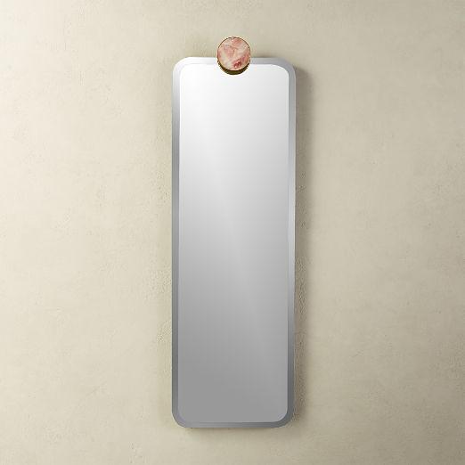 Rose Quartz Mirror