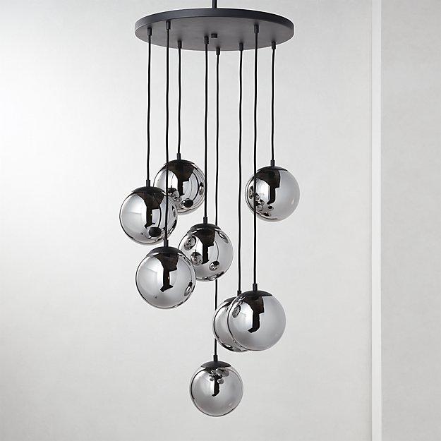 Ross 8 Bulb Chandelier - Image 1 of 7
