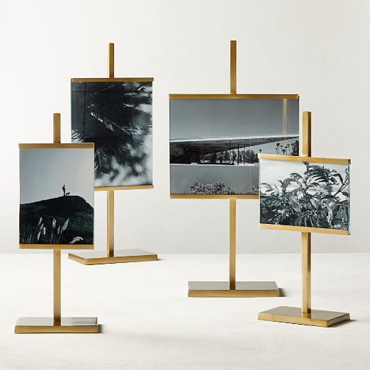 Rothko Brass Picture Frames