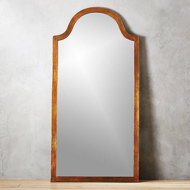 Palmetto Arch Floor Mirror - Image 1 of 3