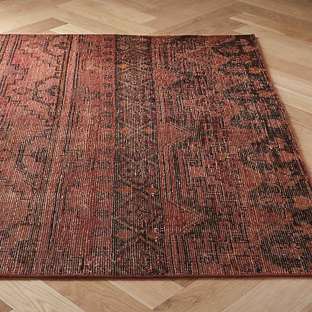 Rubie Handknotted Rug - Image 1 of 4