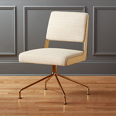 Fantastic Rue Cambon Office Chair Download Free Architecture Designs Scobabritishbridgeorg
