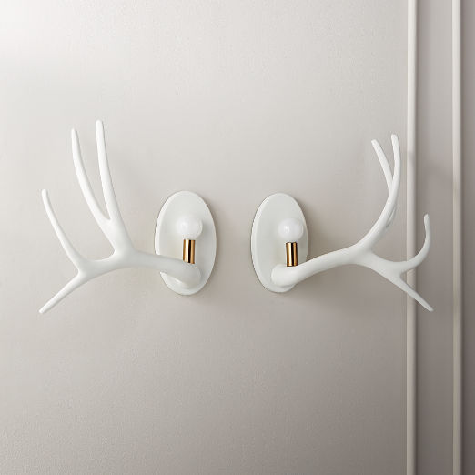 Hayden Antler Sconces Set of 2