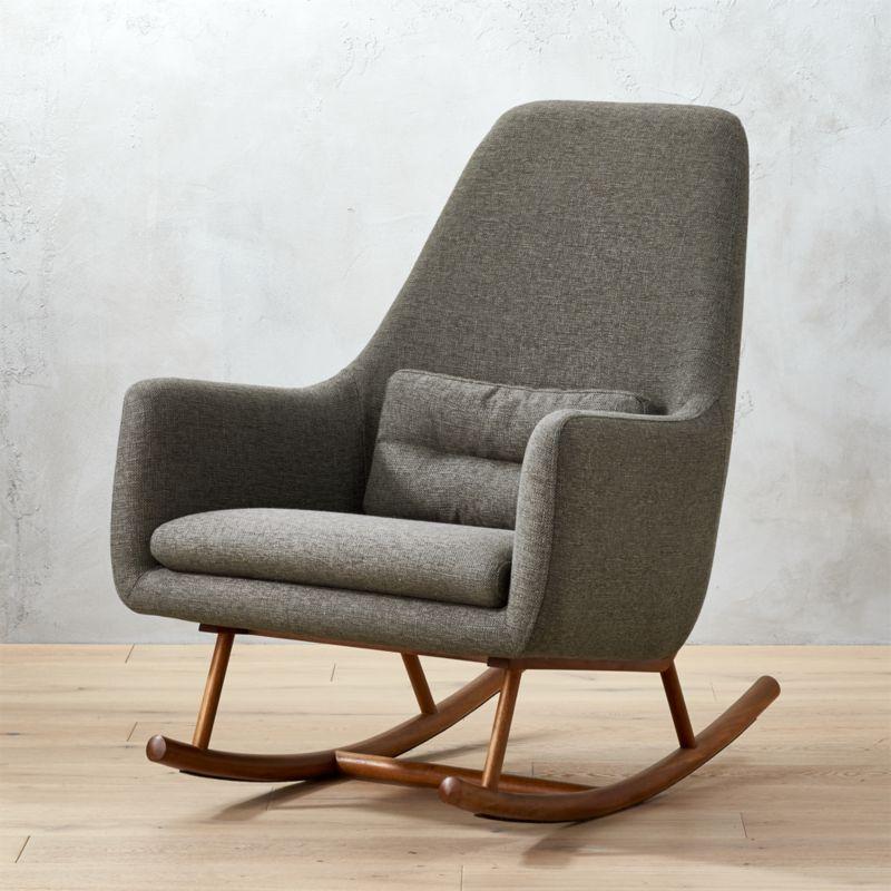 Merveilleux Modern Rocking Chairs