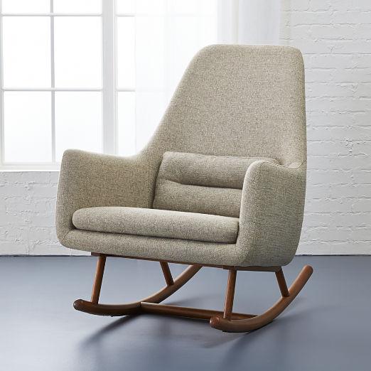 Merveilleux Saic Quantam Gunsmoke Rocking Chair