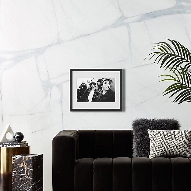 The Beastie Boys With Black Frame 215x175 Reviews Cb2