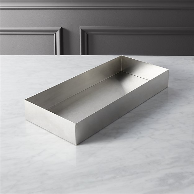 Stainless Steel Tank Tray - Image 1 of 3