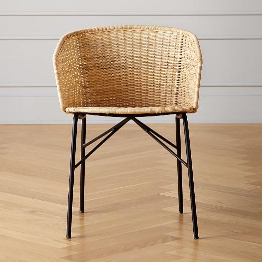 Salinas Rattan Dining Chair