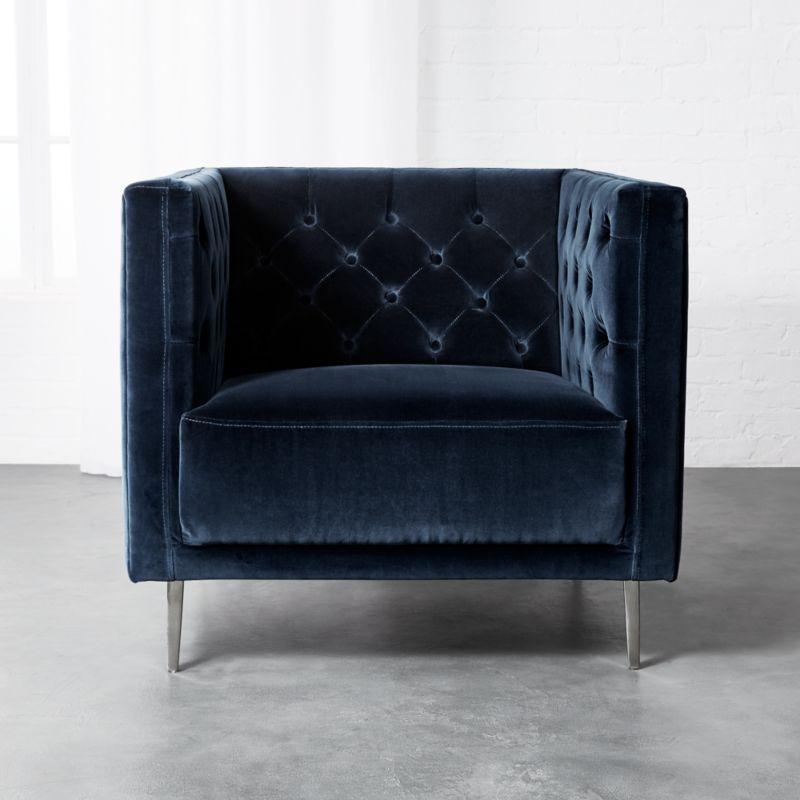 modern living room chairs | cb2