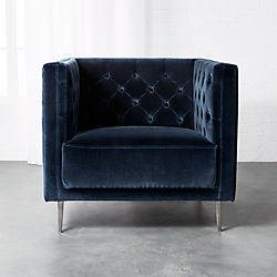 Modern Accent Chairs And Armchairs Cb2