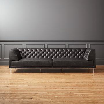 Tufted Sofas | CB2