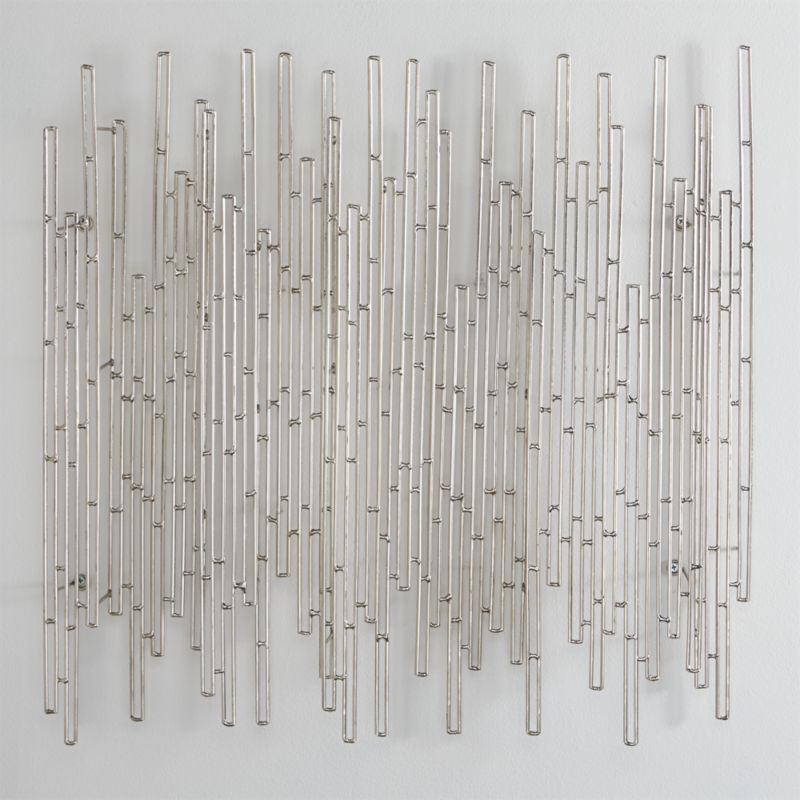 Wonderful Wire Wall Art | CB2