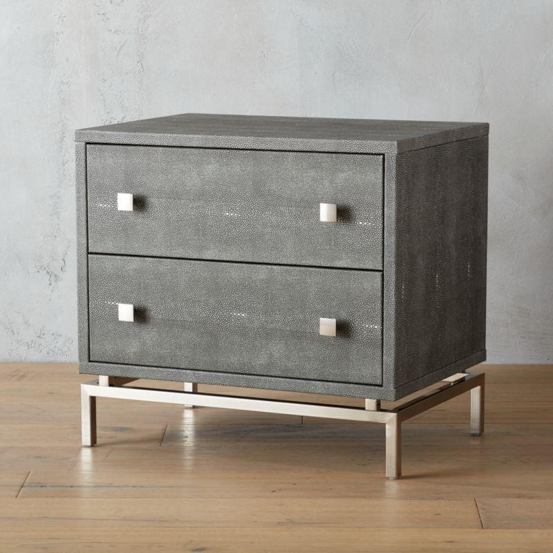 Genial Faux Shagreen Furniture