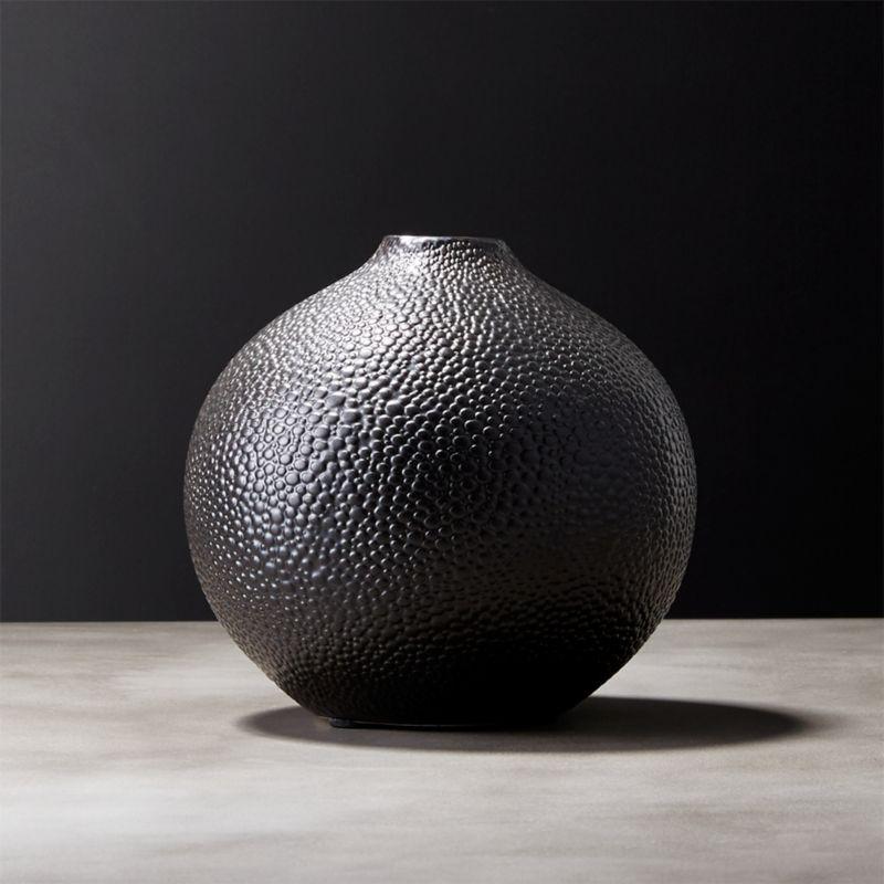 Black Vases Cb2