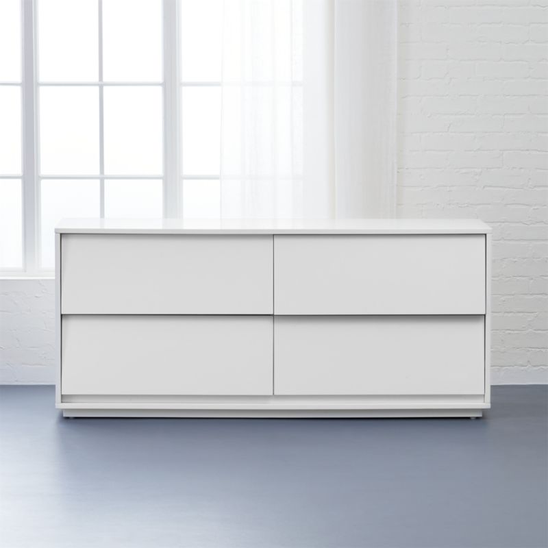 shake low dresser - White Bedroom Dresser
