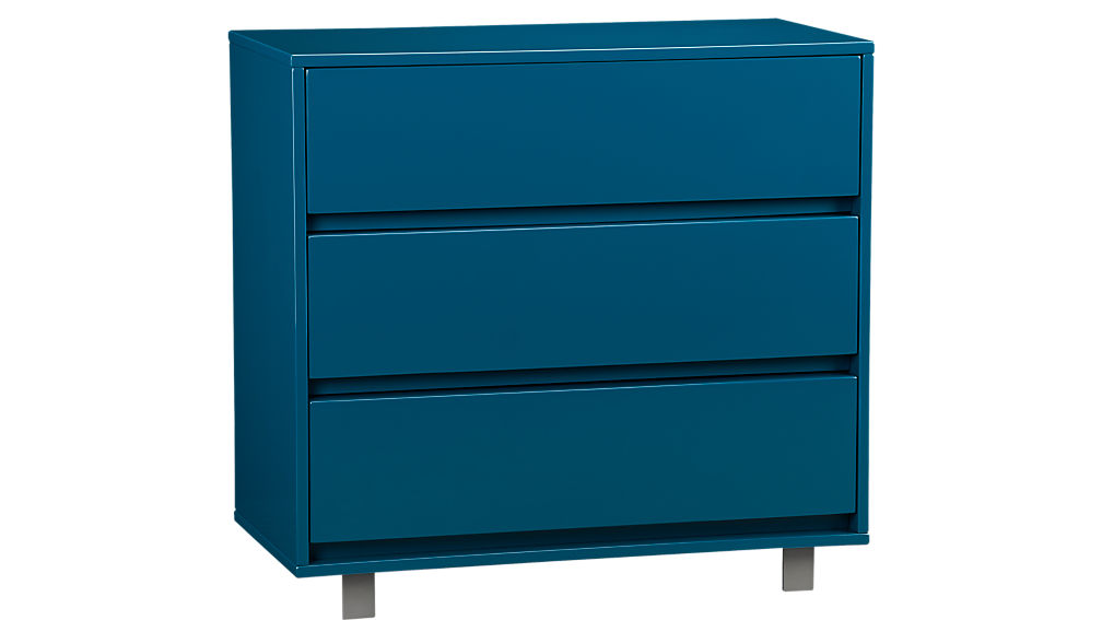 Shop Blue Chest + Reviews | CB2