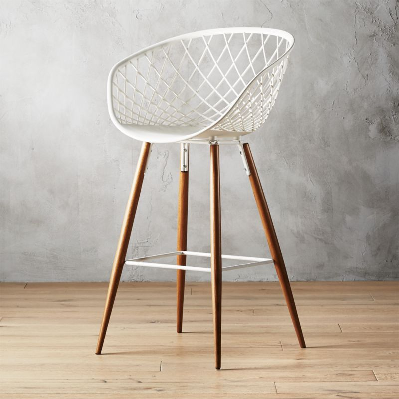 Bar Height Stool By Coaster Furniture