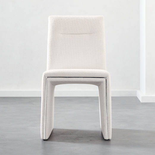 Kitchen Furniture White | Modern Dining Chairs Accent Cafe And Kitchen Chairs Cb2