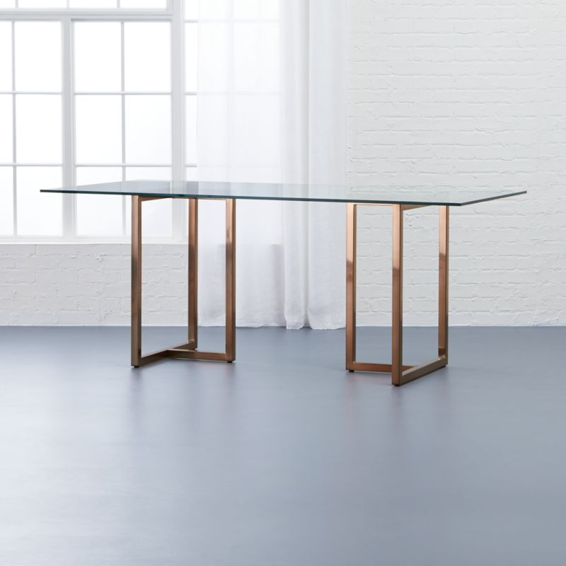 Crate And Barrel Dining Tables Cb2