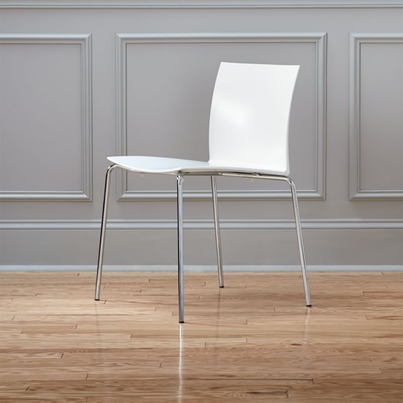 Contemporary Dining Chairs Cb2
