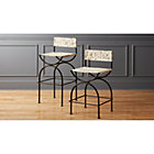 View product image Sling Bar Stools - image 1 of 12