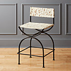 """Sling 24"""" Counter Stool."""
