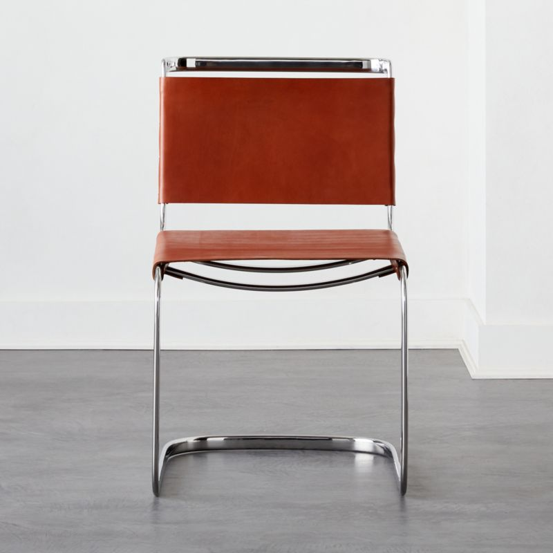 Sling Dining Chair Cb2
