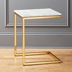 Modern Side Tables End Sofa And Accent Tables CB - Diamond smart table for sale