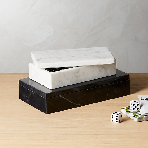 Marble Boxes - Image 1 of 11