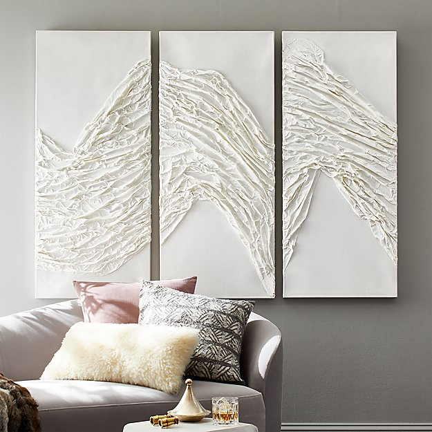 Solace Wall Art Set of 3 - Image 1 of 11