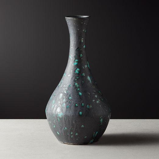 Sonora Blue Green Vase