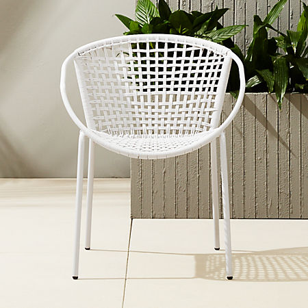 Silver Patio Furniture.Sophia Silver Dining Chair